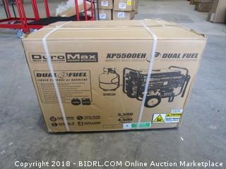 Duro Max  Hybrid Generator