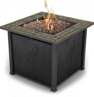 Bond Rockwell 68156 Gas Fire Table, 30""