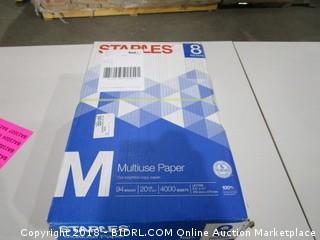 Multiuse Paper
