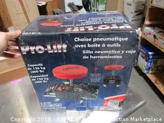 3 Drawer Pneumatic Chair