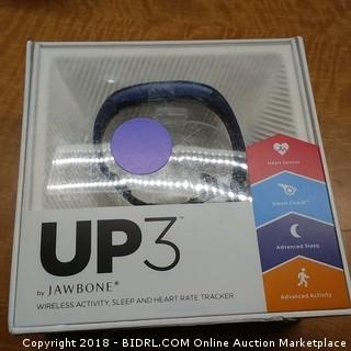 UP3 Wireless activity , Sleep and Heart Rate Tracker