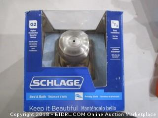 Schlage Bed & Bath