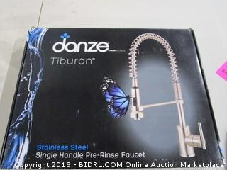 Danze Single Handle  Pre Rinse Faucet