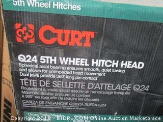 Q24 5th Wheel Hitch Head