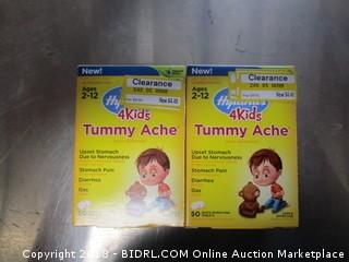 Kids Tummy Ache