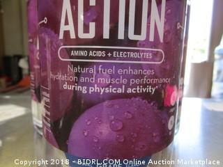 Amino Acid and Electrolytes