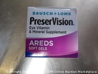 Eye Vitamin