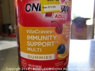 Immunity Support Multi Gummies