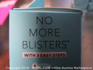No More Blisters