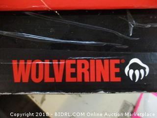 Wolverine Size 12