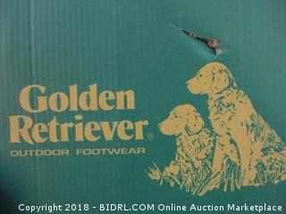 Golden Retriever Size 12