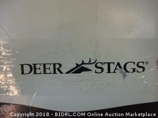 Deer Stags Size  5.5