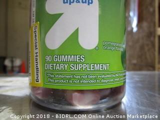 Fiber + Calcium Gummy