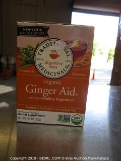 Ginger Aid