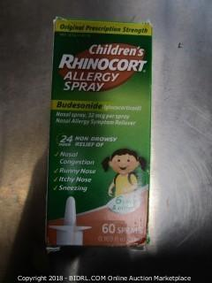 Allergy Spray