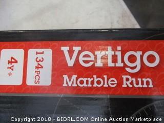 Vertigo Marble Run