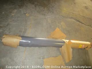 IPS 83446 Gray 40-mil Membrane, 6-Feet x 50-Feet (Retail $216.00)