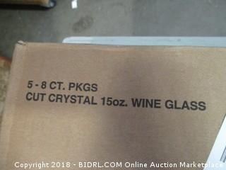 Chinet Wine Glasses