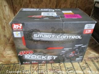 Remote Toy Truck