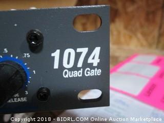 dbx® 1074 QuadGate