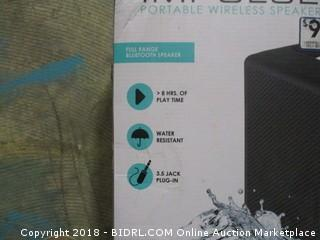 Impulse Portable Wireless Speaker