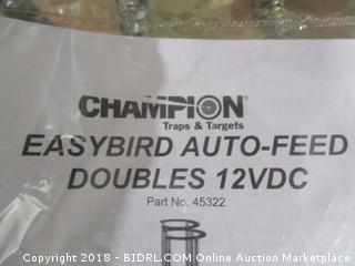 Auto Bird Feeder