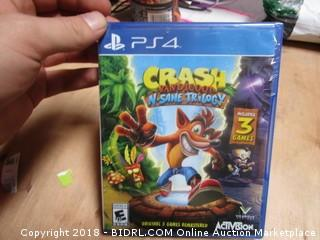 Crash Video Game