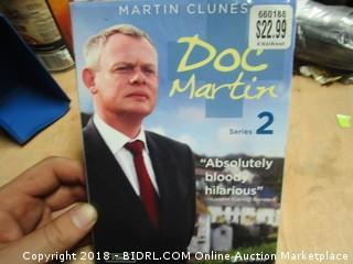 Doc Martin DVD's
