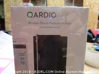 Qardio Arm Blood Pressure Monitor