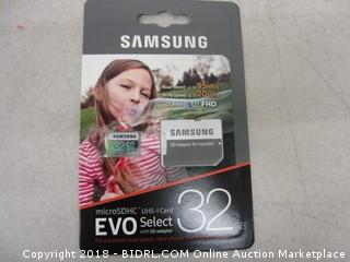 Samsung EVO Select 32 GB