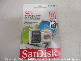 SD Ultra 32GB