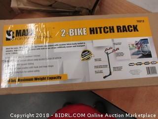 2 Bike Hitch Rack