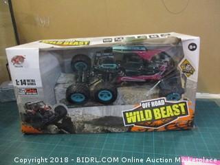 Off Road Wild Beast