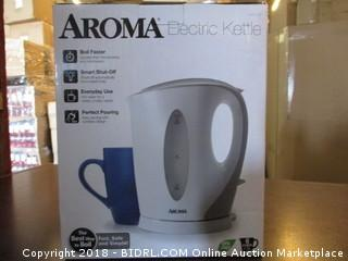 Aroma Electric Kettle