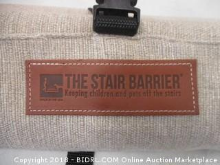 Stair Barrier