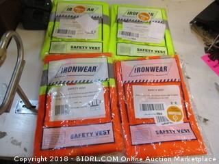 Ironwear Safety Vest