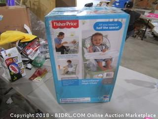 Fisher Price Space High Chair