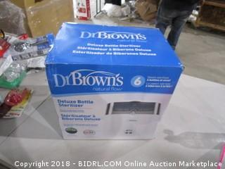 Dr Browns Deluxe Bottle Sterilizer