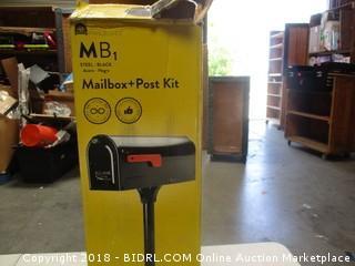 Mailbox + Post Kit
