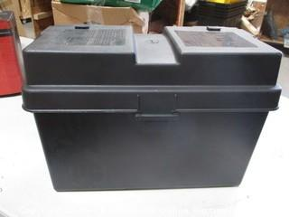 Snap Top Battery Box