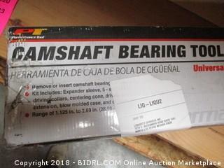 Camshaft Bearing Tool