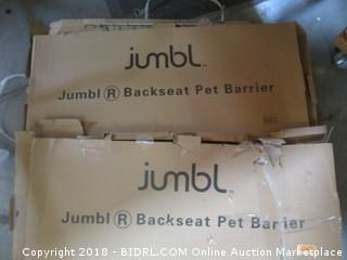 Jumbo Backseat Pet Barrier