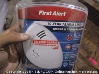 Smoke/Carbon Alarm