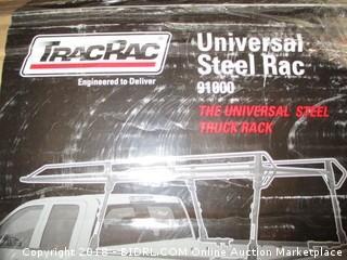 Thule TracRac Universal Steel Rack (Retail $699.00)