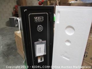 Sports Afield SA5520 Standard Series Gun Safe (Gun Capacity: 14 + 4) (Retail $629.00)