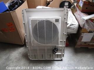 Evaporative Window Cooler