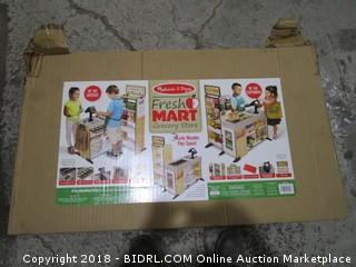 Melissa & Doug Fresh Mart Grocery Store for Kids