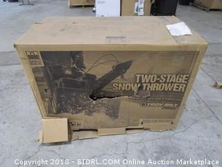 Two Stage Snow Thrower