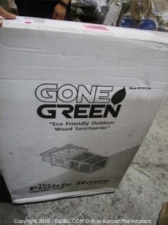 Gone Green Eco Friendly