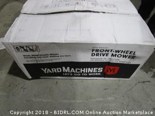 Yard Machines Mowers